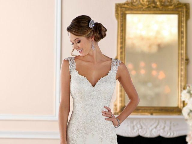 Los precios de los vestidos de novia ¿de qué dependen?