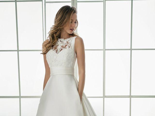 Colección vestidos de novia White One 2018
