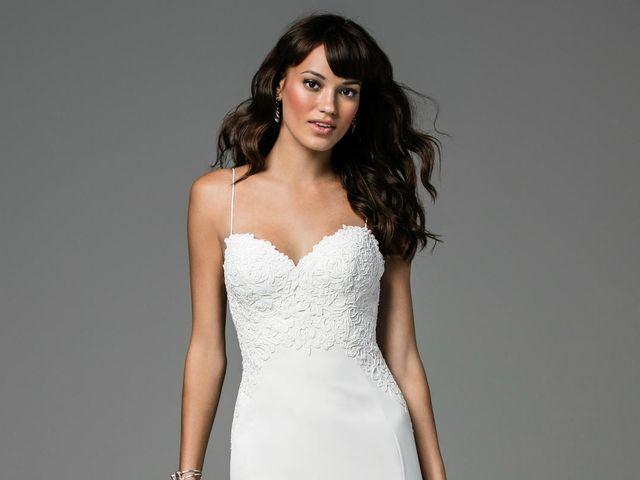 Vestidos de novia Willowby 2018: colección Metamorphosis