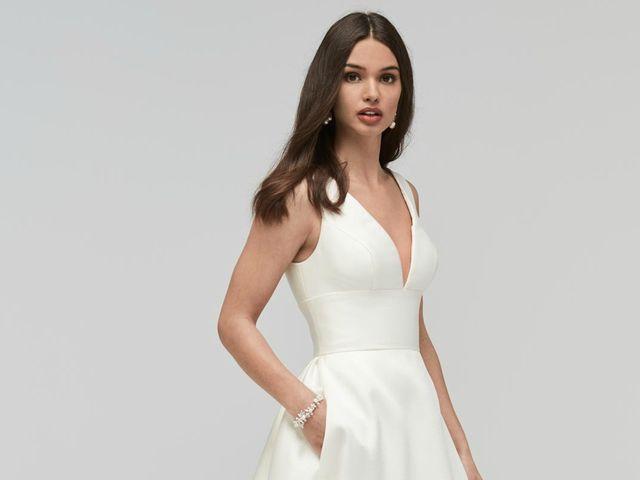 Vestidos de novia Wtoo 2018: delicadeza y distinción