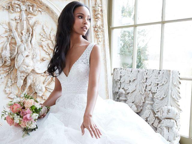 Vestidos de novia Madison James 2019: déjate seducir por sus detalles