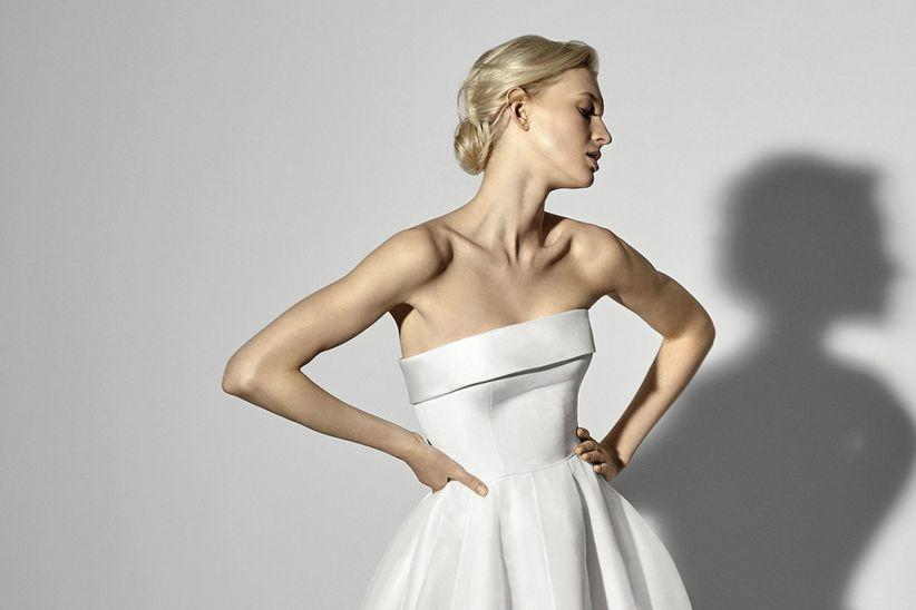Cuanto cuesta un vestido de novia carolina herrera