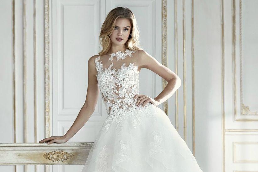 Vestidos De Novia La Sposa 2018 Siluetas Glamurosas Con Un