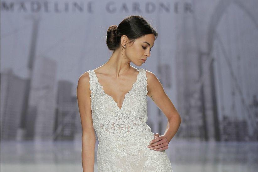 Vestido novia mori lee