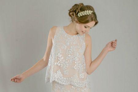 Los tips que necesitas para encontrar el vestido de novia para tu boda civil