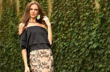 Vestidos de fiesta Carolina Estefan: sé una invitada de lujo