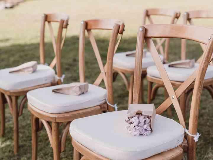 13 sillas para bodas en todos los estilos. ¡Encuentren las suyas!
