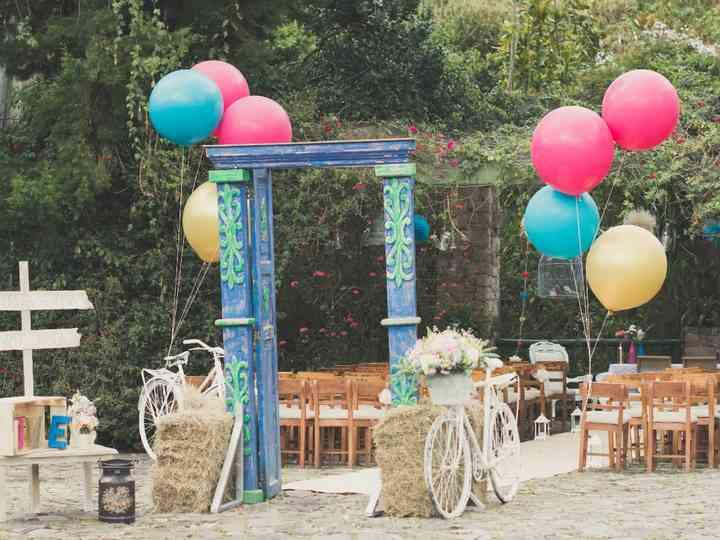 Temáticas para matrimonio: 15 propuestas interesantes de decoración