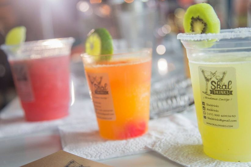 Skål Drinks - Cocteles