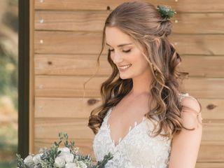 ¿Cuál es el peinado de novia ideal según la estatura?