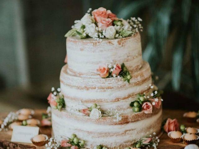 Naked cake o pastel desnudo, una opción irresistible