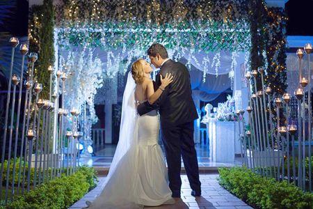 Iluminación para matrimonio ¡sin complicaciones!