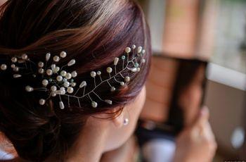 Encuentra tu peinado de novia de acuerdo a tu tipo de cabello