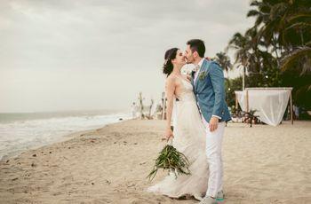 Destinos en Colombia para un matrimonio en la playa