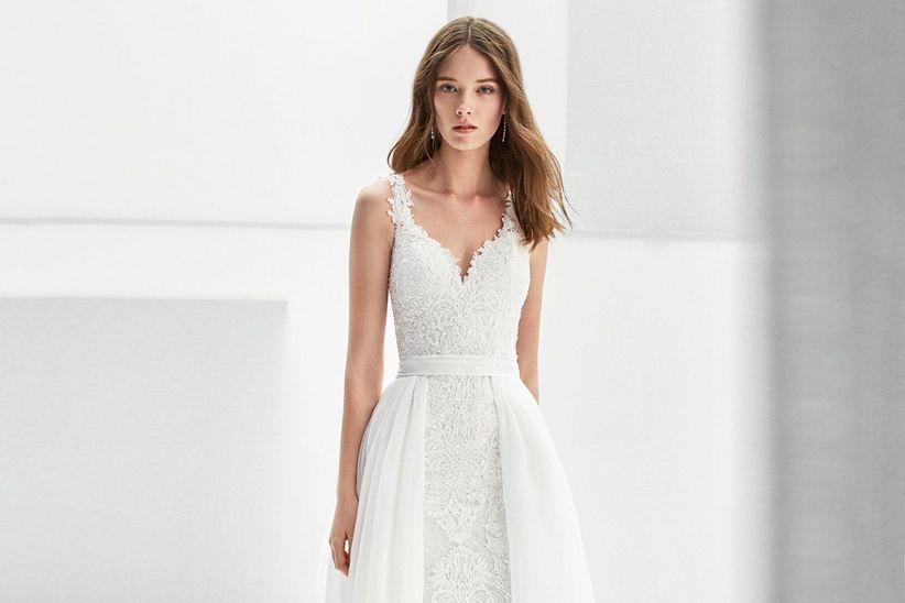 3 estilos de vestidos de novia civil ¿cuál es el tuyo?