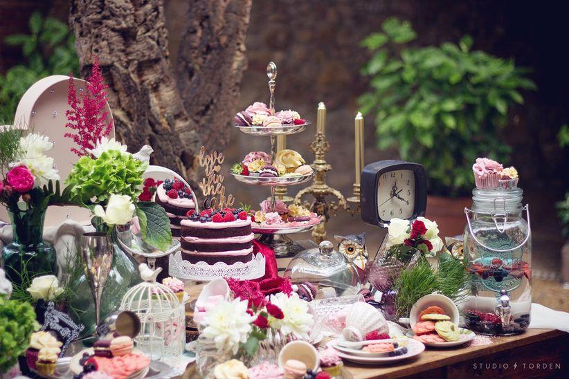 Matrimonio Alice In Wonderland : Decora tu matrimonio como alicia en el país de las maravillas