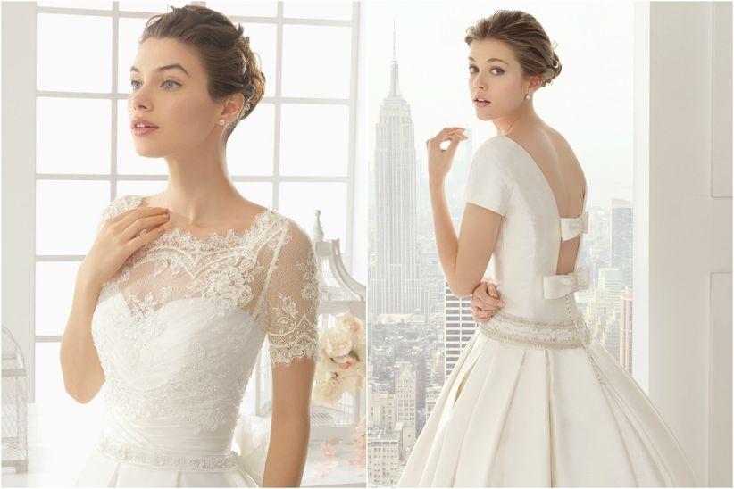 14 tipos de mangas para tu vestido de novia
