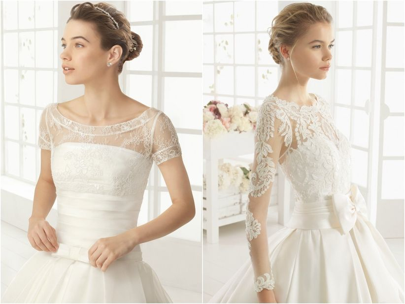 Vestido de novia para tu silueta