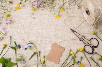 Decoración para la boda: 12 ideas inspiradoras