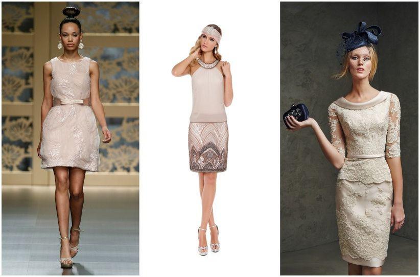 Colores de vestidos para morenas y blancas