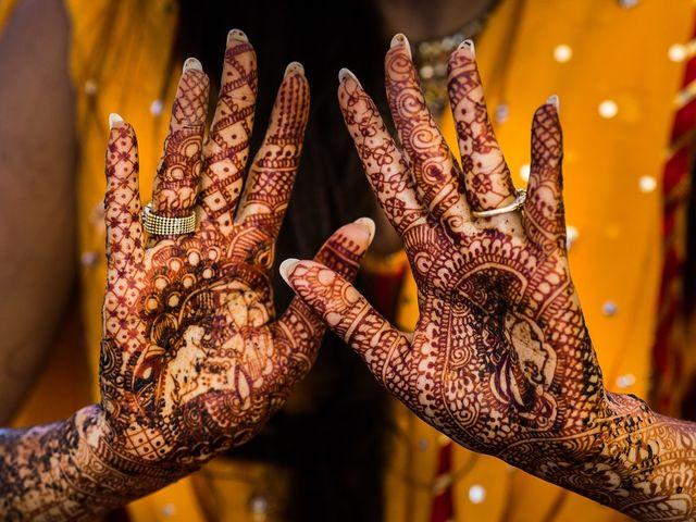 Ambika y Rahul: amor Indio firmado en Florencia