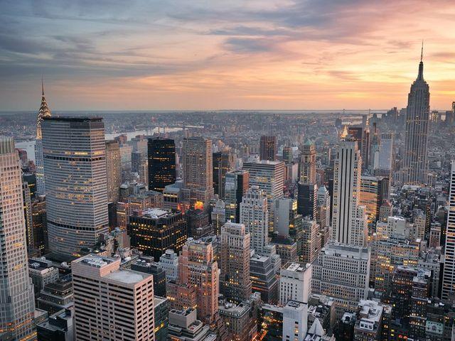 Luna de miel en New York gastando muy poco dinero