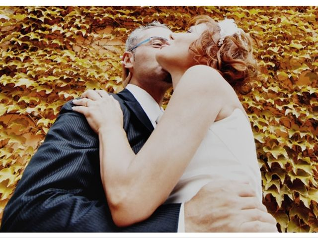 Un matrimonio con sabor a Italia