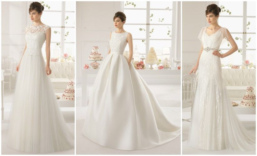 Vestido de novia imagenes 2015