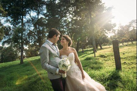 Matrimonio de Juan & Natalia: un enlace alternativo, fresco y muy emotivo