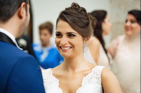 Peinados altos para novias: una de las opciones más elegantes