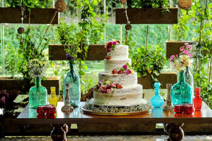 Consejos para tener una mesa del pastel que se robe todas las miradas