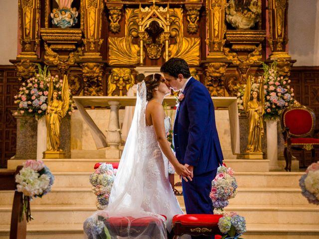 Las 15 preguntas que deben hacer en la iglesia antes de casarse