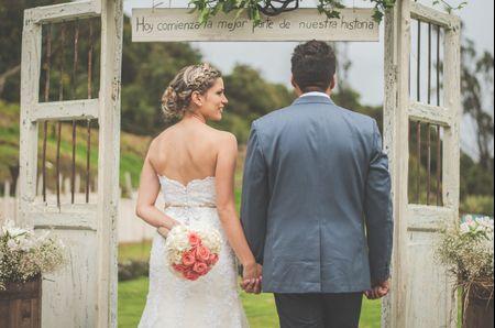 Denle vida a su decoración vintage para boda con estas maravillosas ideas
