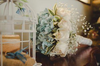 ¿Qué hacer con el ramo de novia?