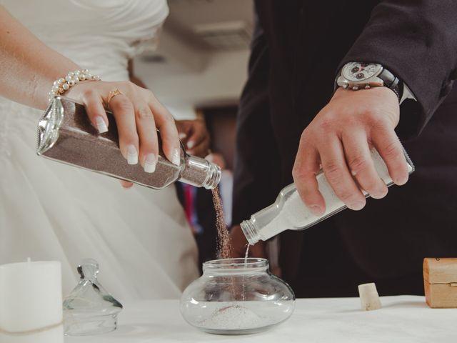 Ceremonia de la arena: un acto simbólico, pero con un gran significado