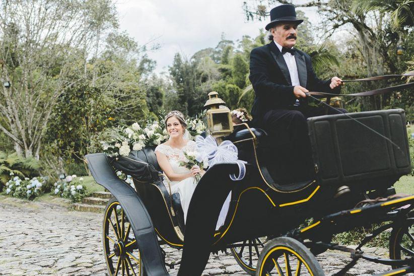 Elizabeth Carvajal & Alejo Mejía