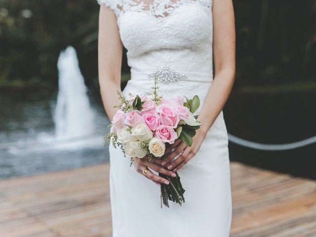 Conoce cómo elegir el tipo de ramo de novia de acuerdo a tu figura