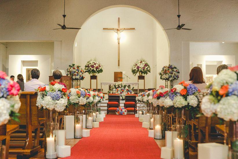 Los Mejores Consejos Para Decorar La Iglesia Con Flores