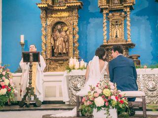 'Checklist' o lista de verificación para un matrimonio religioso