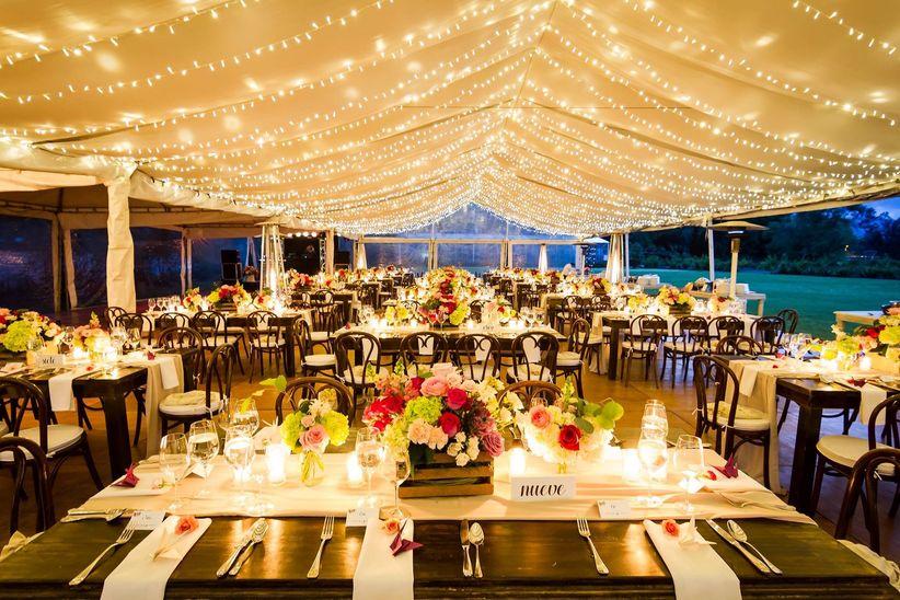 Fabulosas ideas para la decoraci n de sal n para matrimonio for Telas para decorar salones
