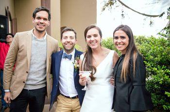 """Consigan el """"sí"""" de sus amigos para que sean padrinos de boda"""