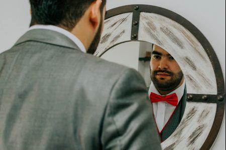 Novios con barba y bigote: recomendaciones para cuidar su aspecto