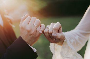 Argollas de matrimonio: 20 datos muy curiosos