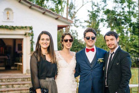 9 formas para preguntar a sus amigos si quieren ser sus testigos de boda