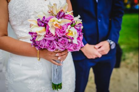 El ramo de novia ideal según el signo del zodiaco