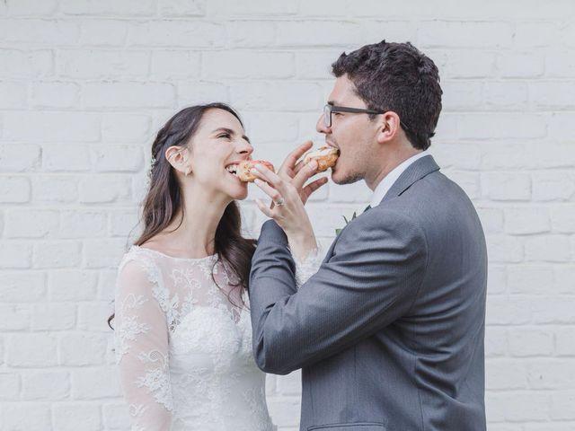 Matrimonio tipo 'drunch': una elección deliciosa, fresca y casual