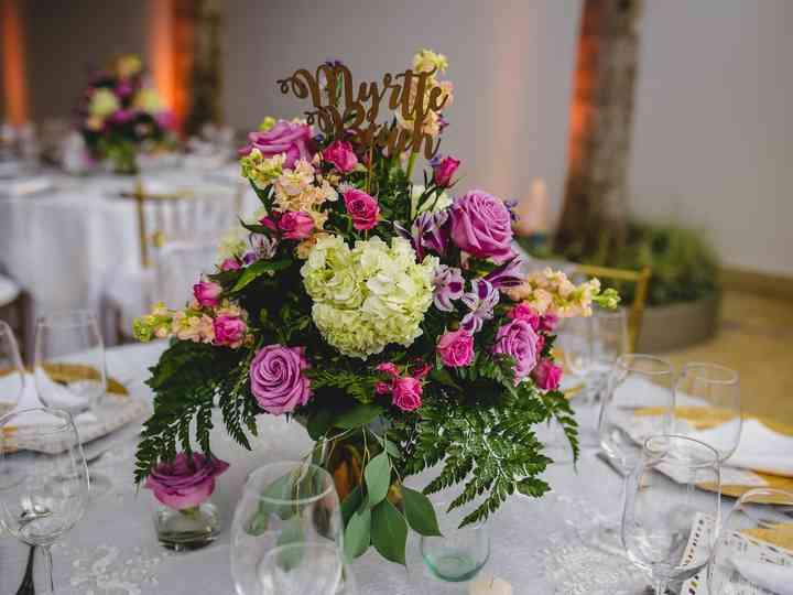 Las 12 Flores Más Usadas Y Conocidas Para Decorar En Los Matrimonios