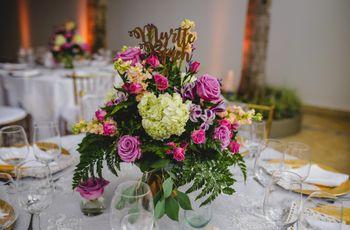 Las 11 flores más usadas y conocidas para decorar en los ...