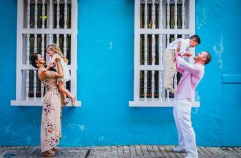 ¿Cómo incluir a los hijos en los preparativos del matrimonio?