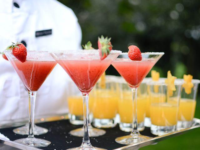 20 cócteles con alcohol para boda que les harán la boca agua